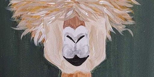 Paint the Alpaca