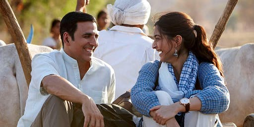 TFS: Padman - October 24 at 7pm