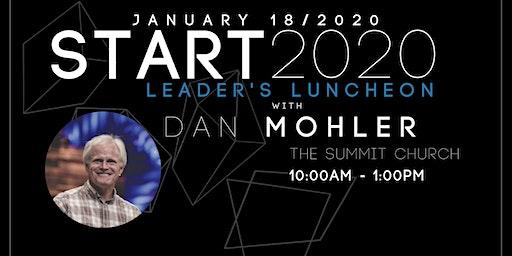 Leader's Luncheon  |  Dan Mohler