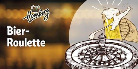 Bier - Roulette - Das Craftbeer Tasting Tickets