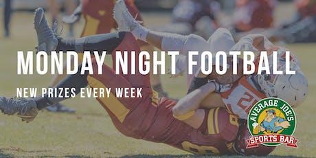 Monday Night Football - Patriots vs. Jets tickets