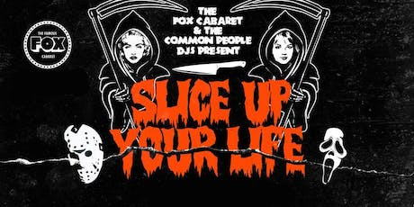Halloween At The Fox! Slice Up Your Life: The Ultimate Throwback Throwdown tickets
