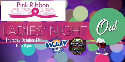 Ladies Night Out:Sherwood Forest October 17th
