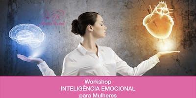 Worshop Inteligência Emocional para Mulheres