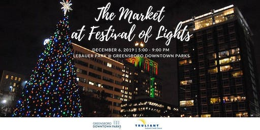 The Market at Festival of Lights