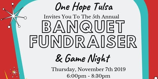 One Hope Tulsa Banquet