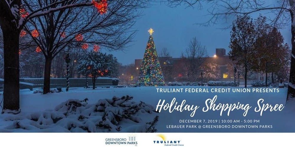 Christmas Eve Federal Holiday 2019.Holiday Shopping Spree Market Tickets Sat Dec 7 2019 At