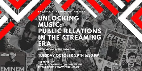 Unlocking Music: Public Relations in the Streaming Era tickets