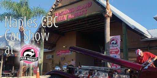 Naples CBC Car Show at Flamingo Island
