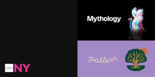 Studio Transformation ~ Mythology + Pattern