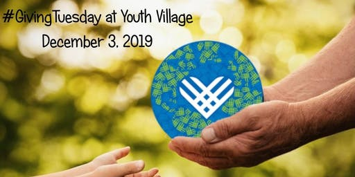 Giving Tuesday at Youth Village