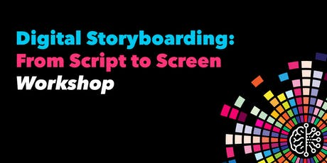 Digital Storyboarding: From Script to Screen tickets
