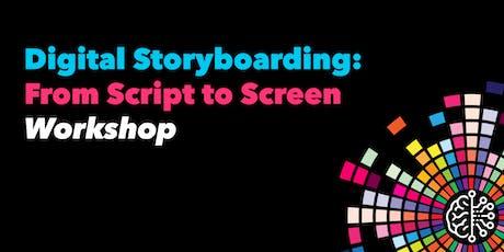 Digital Storyboarding: From Script to Screen tickets