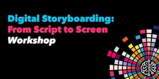 Digital Storyboarding: From Script to Screen