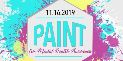 Painting for Mental Health Awareness