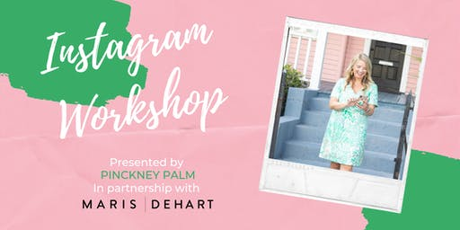 Instagram Workshop for Small Businesses