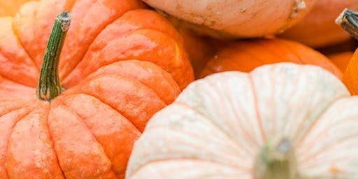 JLSB Pumpkin Patch - Pumpkin Calligraphy with Maggie Haritha