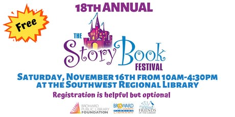 StoryBook Festival (18th Annual) at the Southwest Regional Library tickets