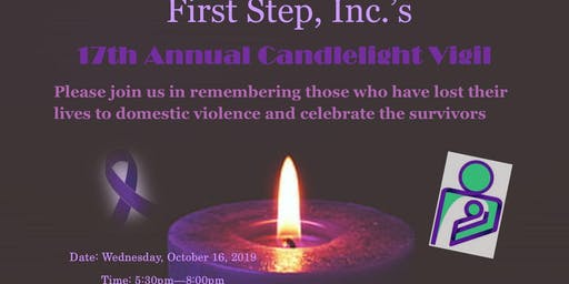 17th Annual Candlelight Vigil 2019