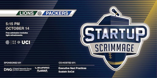 Startup Scrimmage: Lions @ Packers