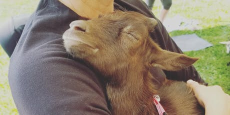 Mommy and Me Goat Yoga tickets