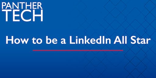 How to be a LinkedIn All Star - Atlanta - Classroom South - 401