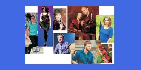 Maggie's Celtic Celebration feat. Maggie Sansone & more  *All Ages Matinee* tickets