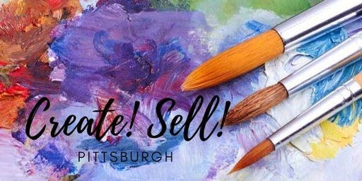 Create! Sell! Pittsburgh Art Marketing Round Table:  Social Media Strategies