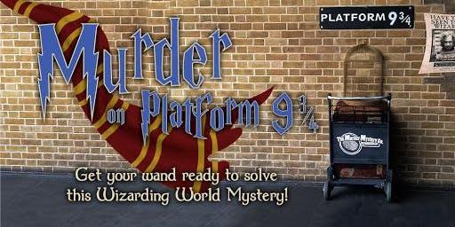 Murder on Platform 9 3/4