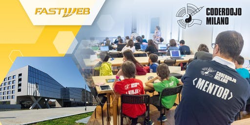 Fastweb & CoderDojo Milano: We code together