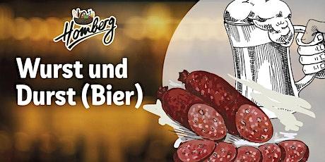 Wurst und Durst (Bier) Tickets