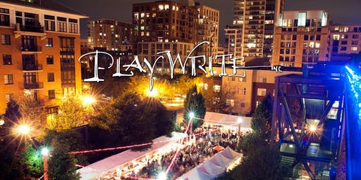 PlayWrite's Fall Fundraiser