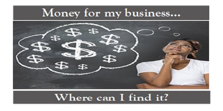 Funding Options for Small Businesses tickets