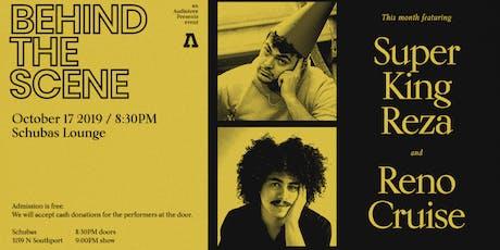 Audiotree Presents: Behind The Scene tickets