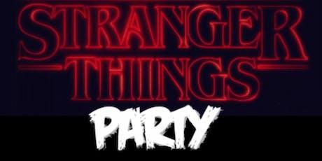 STRANGER THINGS NIGHT  tickets