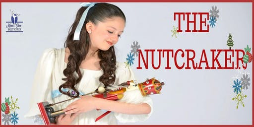 """The Nutcracker""  presented by Miami Cuban Ballet School"