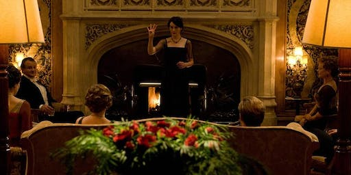 Downton Abbey Dinner Dec 14 - 2 tickets available