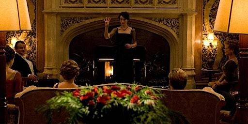 Downton Abbey Dinner Dec 14 - 6 tickets left