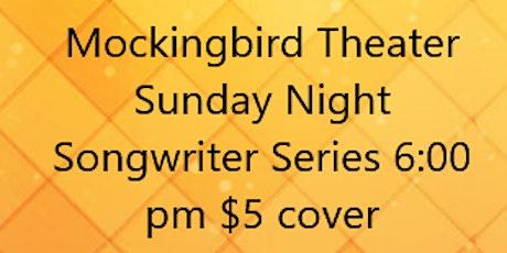 Mockingbird Sunday Night Songwriter Series-featuring Leah Grams Johnson, Sa tickets