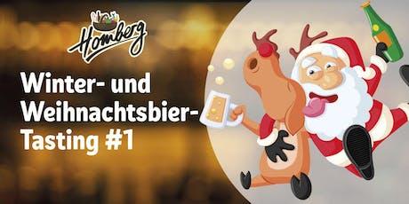 Winter- und Weihnachtsbiertasting #1 Tickets