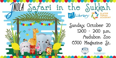 JNOLA's Safari in the Sukkah tickets