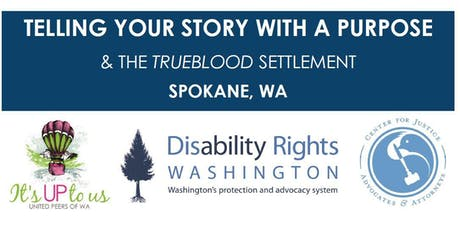 Telling Your Story with a Purpose: Spokane tickets