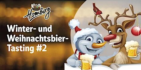Winter- und Weihnachtsbiertasting #2 Tickets