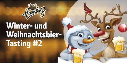 Winter- und Weihnachtsbiertasting #2