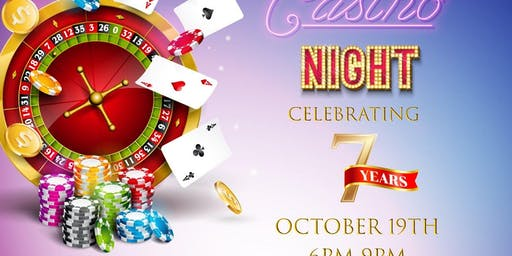 Casino Night Celebrating Blessed Boutique's 7th Anniversary