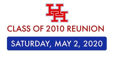 HHHS Class of 2010 10-Year Reunion