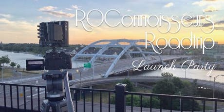 ROConnoisseur's Roadtrip Launch Party- Rochester NY tickets