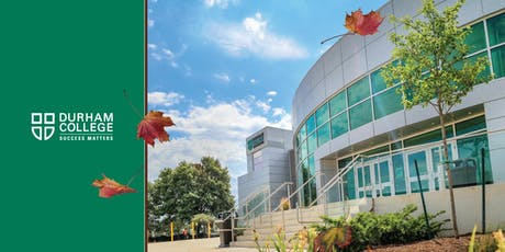 Durham College Fall Open House 2019 (Whitby) tickets