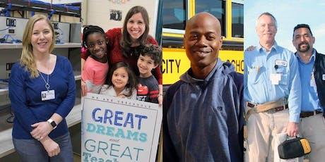 Virginia Beach City Public Schools Career Information Session tickets