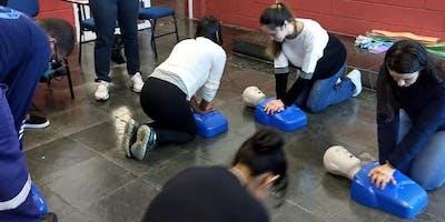Curso Básico em Primeiros Socorros